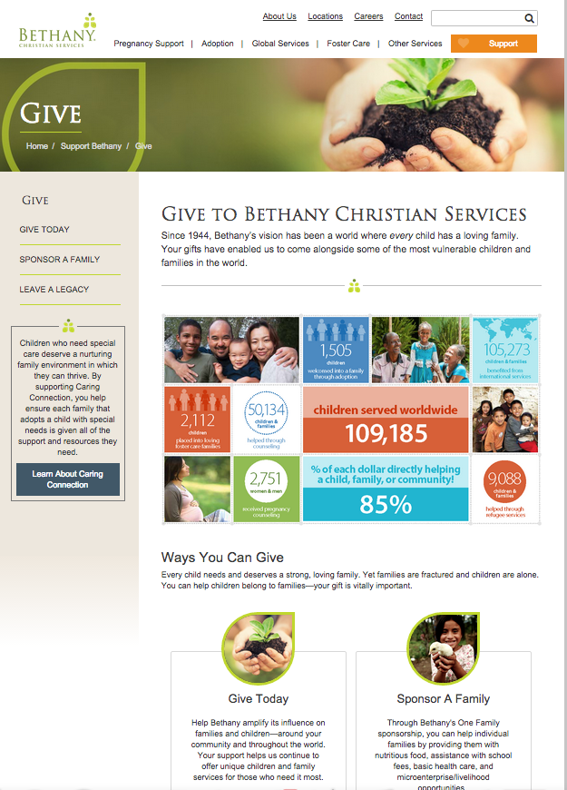 Bethany Christian Services 1